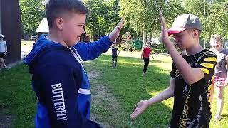 RU Смена 2. Спортивный лагерь по настольному теннису Васильевой Марины Витальевны 2020