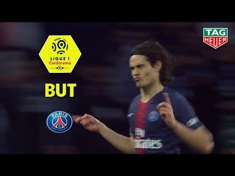 But Edinson CAVANI (9') / Paris Saint-Germain - Toulouse FC (1-0)  (PARIS-TFC)/ 2018-19