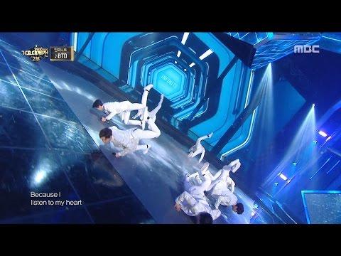 MMF2016 INFINITE  BTD, 인피니트  BTD, MBC Music Festival 20161231