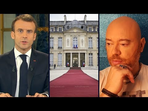 DISCOURS D' E.MACRON VS GILETS JAUNES : PREDICTION & AVIS  PAR KAELYS MEDIUM