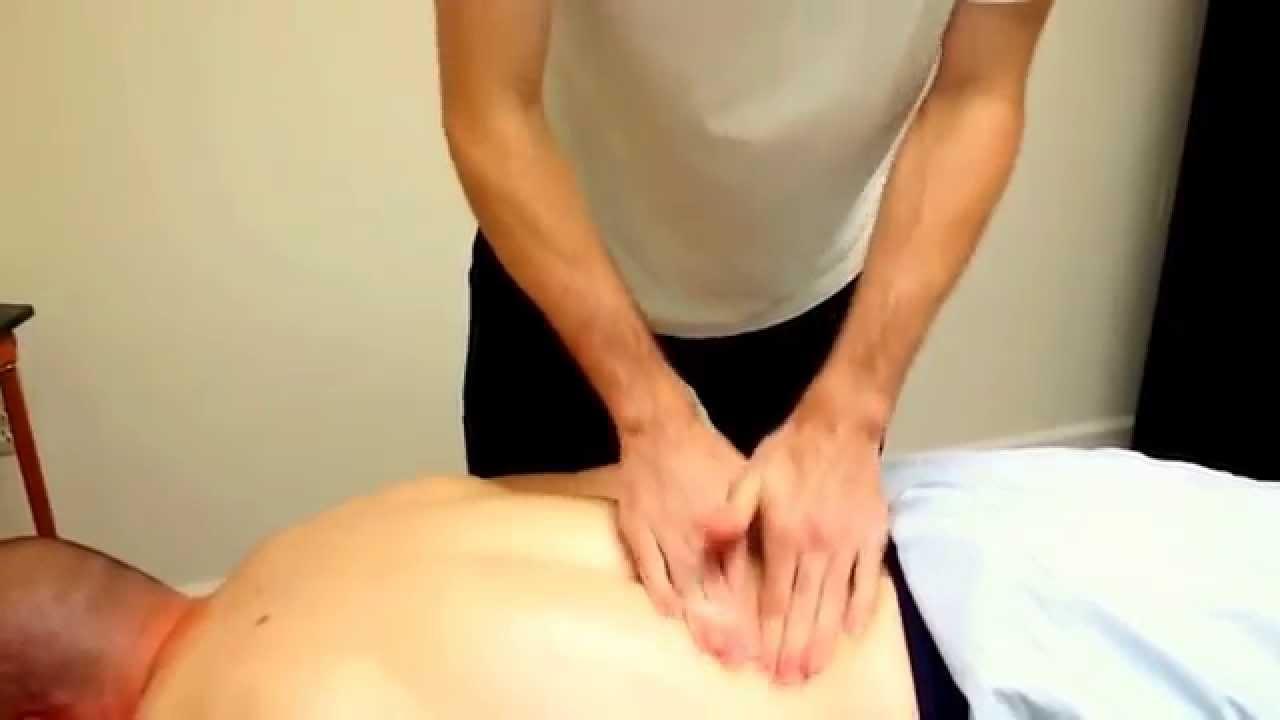 Massage Therapy Greenwich CT - YouTube