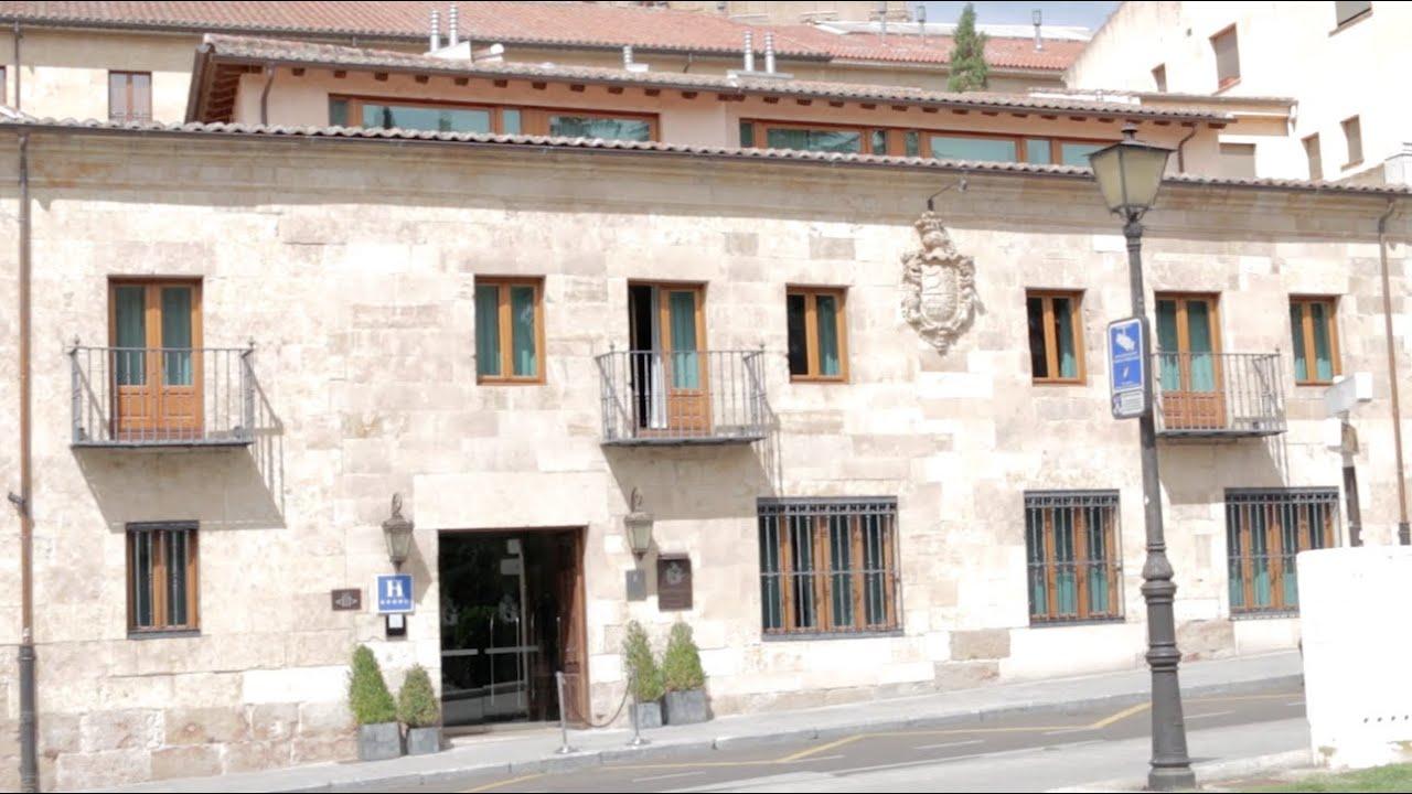 Grand hotel don gregorio salamanca youtube - Don gregorio salamanca ...