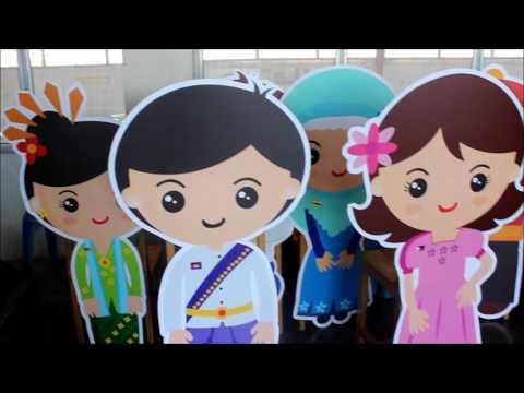 กิจกรรมวันอาเซียน Samchaiwitaedsuksa School - ASEAN Day 2016