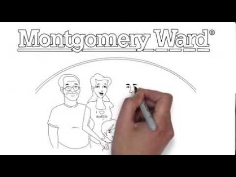 Applying For Montgomery Ward Credit Is SO EASY!