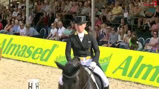 Isabell Werth - Weihegold OLD -  Grand Prix
