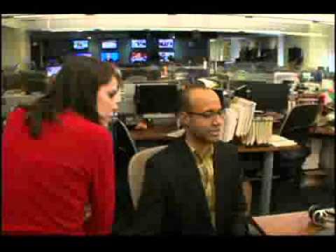 News Associate Program: Anthony Galloway