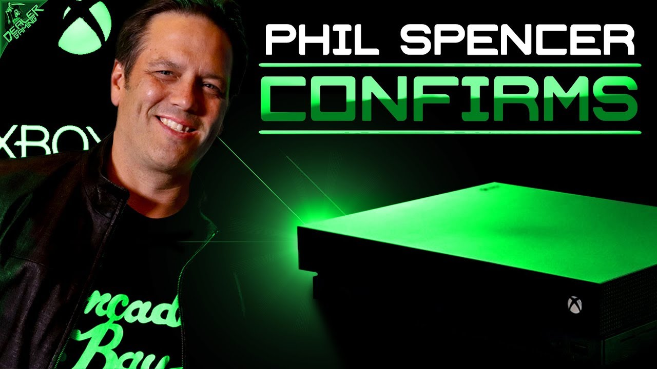 Phil Spencer CONFIRMS Xbox Project Scarlett News! New Xbox Games, Gears 5 Sales, Xbox Games Update