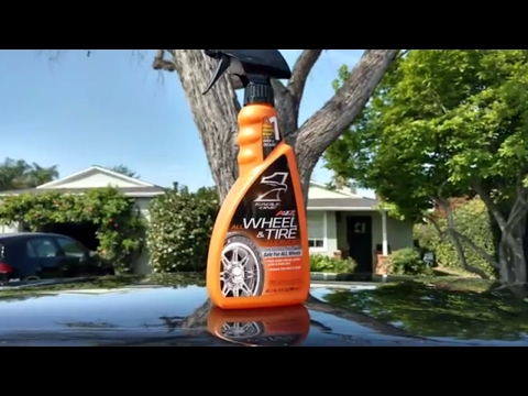 Eagle One wheel Cleaner- without a hose