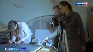 Севастопольский музей получил в дар медаль времен Крымской войны