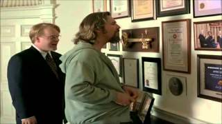 The Big Lebowski's butler (Philip Seymour Hoffman)