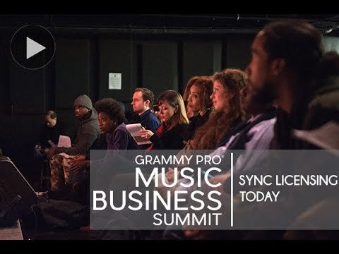 GRAMMY Pro Music Business Summit: Sync Licensing Today | New York [Highlights]