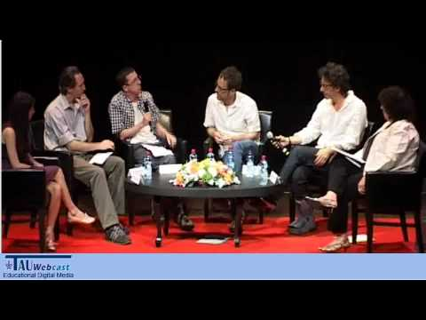 The Coen Brothers in Israel - Roundtable Discussion with the Coen Brothers
