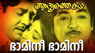 Bhamini Bhamini... | Super Hit Malayalam Movie | Adhyathe Kadha | Old Is Gold | Song