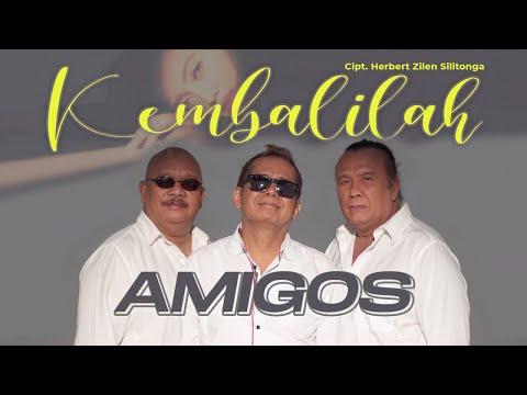 Lirik lagu Kembalilah Amigos
