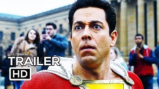 SHAZAM! Final Trailer (2019) Superhero Movie HD