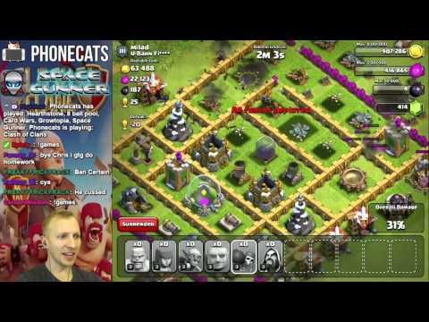 Clash of Clans - Dark Elixer Drill Finally