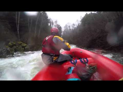Rafting Carberry Creek
