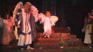 Little Match Girl Theater production based on the story by Hans Chr...