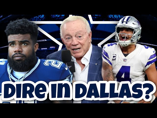 The Dallas Cowboys Are in a Dicey Situation Going Forward...