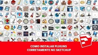 SketchUp | Como Instalar Plugins Corretamente no SketchUp