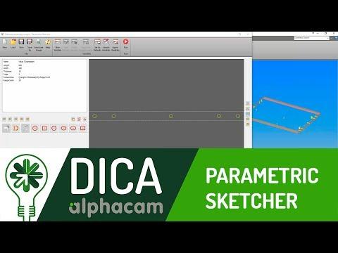 Dica 07 AC | Parametric Sketcher
