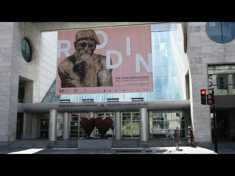 Montreal Museum of Fine Arts - Quebec, Canada