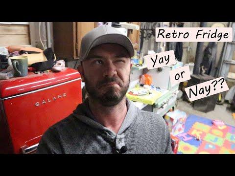Galanz Retro Fridge Review