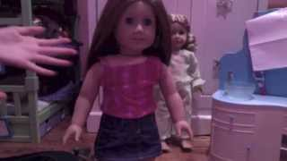 American Girl Doll Things From A Yard Sale!!! Huge!!