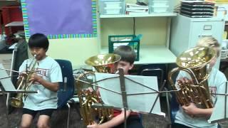 Matts 5th grade Fight Song!