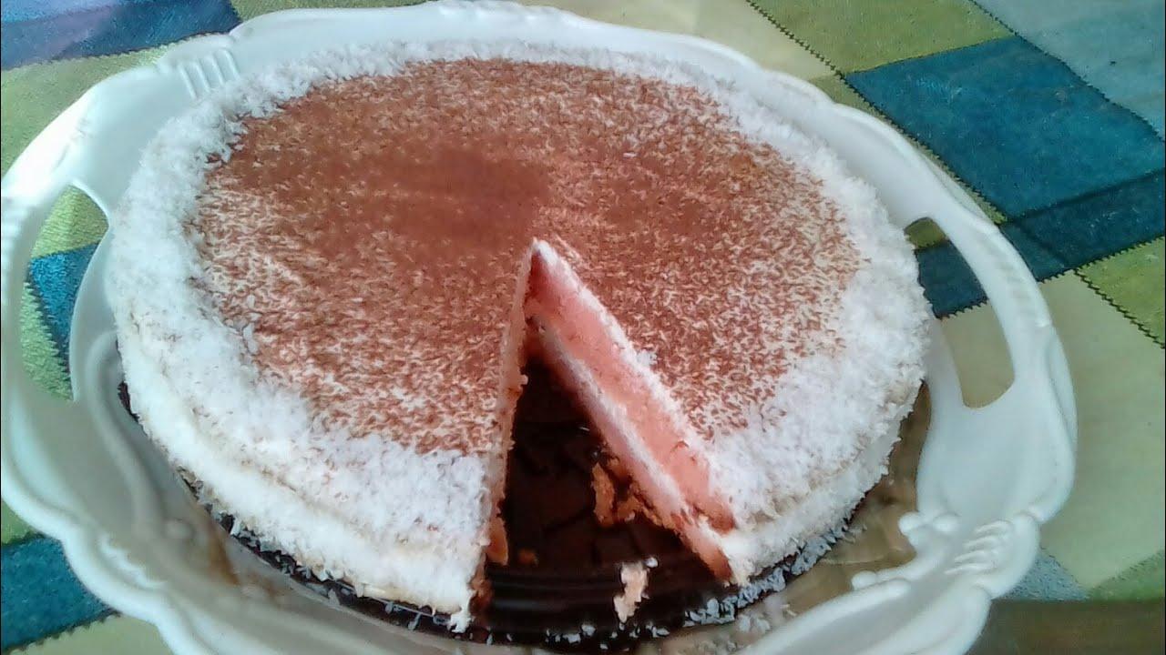 Как приготовить кисельный торт
