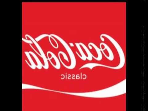 Message cach sioniste dans logo coca cola youtube for Drame dans un miroir