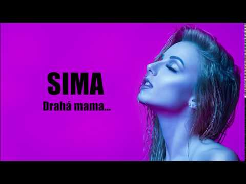 SIMA - Drahá mama |LYRICS VIDEO|