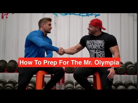 How to Prepare for the Mr Olympia with IFBB Pro Ryan Terry