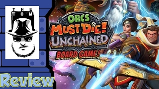 Orcs Must Die! The Board Game Review - with Tom Vasel