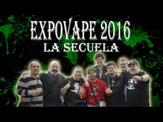 Expovape Madrid 2016. La secuela