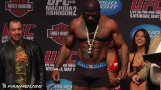 UFC 113 Weigh-In Video