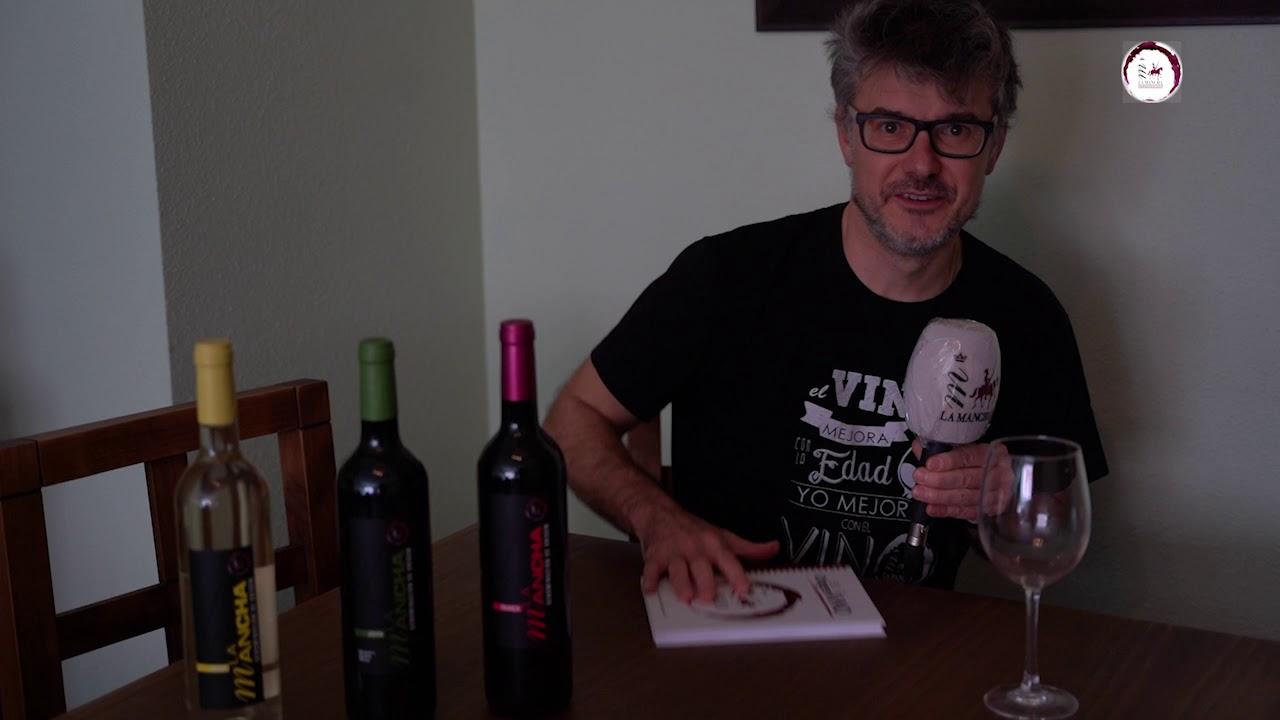 Curso de vino en cuarentena #MeQuedoenCasa #Todosaldrábien