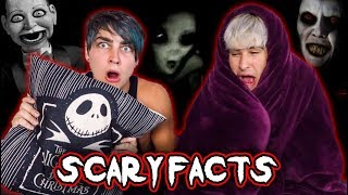 Scary facts you DONT want to know