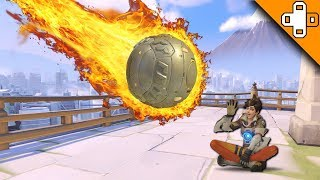 HAMMOND / WRECKING BALL FUNNY MOMENTS! - Overwatch Funny & Epic Moments 528
