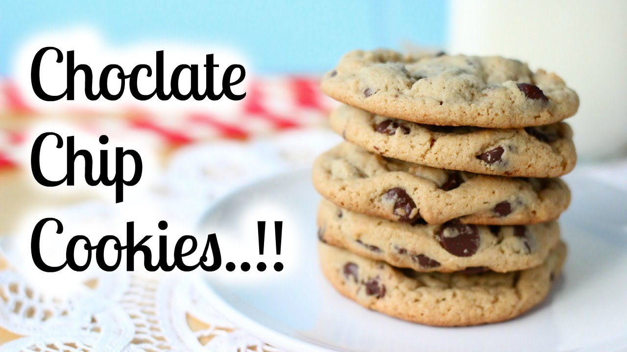 Chocolate Chip Cookies Recipe Eggless Easy Christmas Recipes Made Easy 1