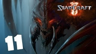 StarCraft 2 Heart of the Swarm Campaign Walkthrough Part 11 Gameplay Review Lets Play HD Hard PC