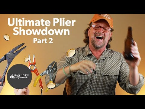 Ultimate Fly Fishing Plier Showdown - Part 2