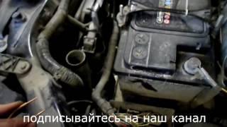 Ниссан кашкай (qashqai) ремонт вентилятора , замена реле вентилятора , не работает вентилятор