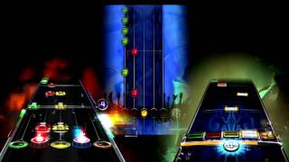 Holy Hangars of Punishment... The 18th War Due - Megadeth Rock Band vs. Guitar Hero
