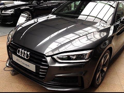 Впечатления после тест-драйва Audi A5 quattro