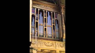 "Girolamo Frescobaldi: ""Toccata quinta"" - Alfonso Fedi, organo"