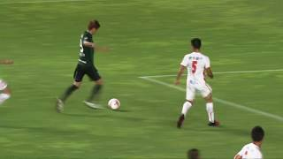 【DAZNハイライト】 2017.7.22 明治安田生命J2リーグ 第24節 松本山雅FC...