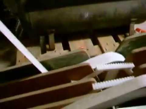Glas & Ram. Tiillverkning av persienner 2.