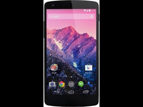 Мобильный телефон Nexus 5 D821 от Google и LG 32Gb Видео Обзор