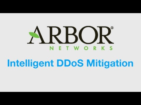 DDoS Mitigation and Protection Solutions | Arbor Networks